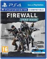 Ya disponible Firewall Zero, para PSVR
