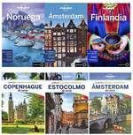 Nuevas ediciones de Lonely Planet para viajeros