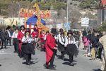 Desfile del Carnaval provincial de Cebreros.