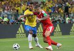 Group E Serbia vs Brazil