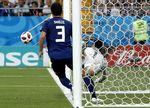 Round of 16 Belgium vs Japan