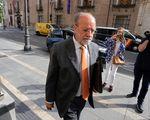 Juicio por el caso Comfort Letter contra León de la Riva y dos exconcejales del PP en el Ayuntamiento de Valladolid.