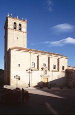 Iglesia de Santiago de Turégano (s. XII).
