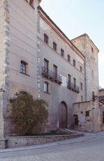 Casa de las Cadenas de Segovia (antes del s. XV).