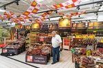 Inauguración de la muestra de productos de Castilla y León en Carrefour