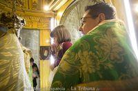 Arropados por la Virgen de Los Llanos