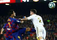 FC BARCELONA - REAL MADRID CF