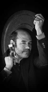 Guillermo Pascual, presidente del club de slot.es