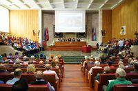 Inauguración del curso académico de la Universidad de Valladolid
