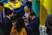 FenavÁn, fenavin, conferencia del presidente de Liberbank Pedro Manuel Rivero presidente de Liberbank