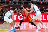 Final: Argentina - España