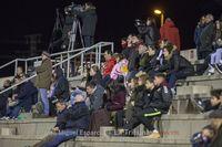 Un momento del encuentro disputado en la Ciudad Deportiva