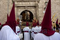 semana santa 2019,domingo de ramos,procesión del hosanna