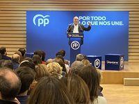 Así fue el cierre de campaña de los partidos en Valladolid: PP.