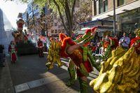 Desfile de Carnaval, domingo de piñata en ciudad real, carnaval. disfraces, Burleta, desfile de carnaval en ciudad real