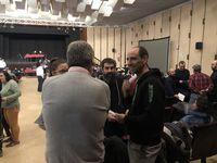Asamblea extraordinaria de la Gimnástica Segoviana