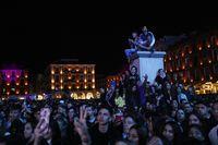 Concierto de Bad Gyal en Valladolid.