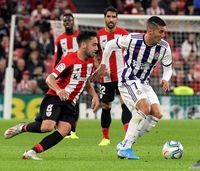 Partido de Liga: Athletic de Bilbao-RealValladolid