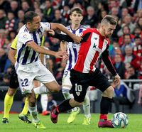 Athletic de Bilbao - Valladolid