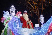 Valladolid arropa la llegada de Papá Noel