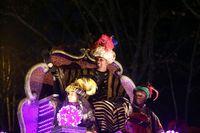 Llegada de los Reyes Magos a Valladolid.