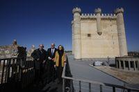 Inauguración del Museo de los castillos