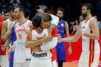 Segunda Ronda: Grupo J: España - Italia