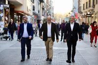 El candidato de Cs a la Presidencia de la Junta de Castilla y León, Francisco Igea