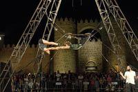 Circo acrobático