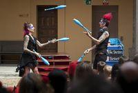 Circo en el Palacio Bracamonte