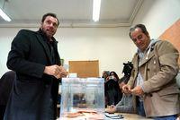 10-N: Los políticos de Valladolid pasan por las urnas