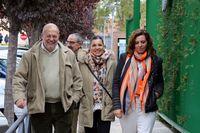 Igea acompaña a las candidatas de Ciudadanos por Valladolid.