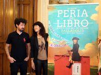 Presentación de la 52 edición de la Feria del Libro de Valladolid