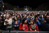 Cañoneros inauguran los conciertos de fiestas