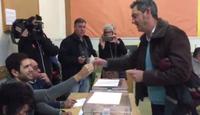 """Escarda confía en un voto """"rotundo para el PSOE"""""""