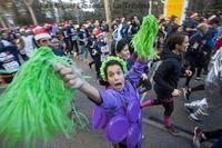 La San Silvestre volvió a poner la guinda deportiva al año