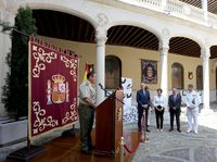 Presentación de la muestra 'El Ministerio de Defensa como editor'