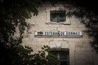San Esteban de Gormaz, antigua estación de tren.