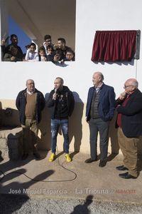 Iniesta y Del Bosque visitan Las Moreras