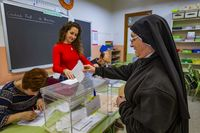 Jornada Electoral en Ciudad Real