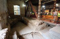 Visita a los restos de la antigua Mezquita de Valladolid