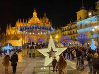Segovia ilumina la Navidad