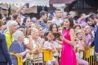 La reina Letizia visita Almagro