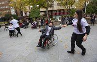 dÁa internacional de las personas con discapacidad ciudad accesible
