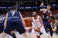 Amistoso España-Rusia en Ningbó previo al Mundial China 2019