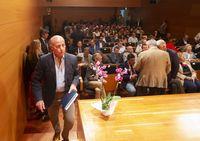 Jornada con Juan Antonio Corbalán