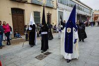 procesión del domingo de resurrección, Procesión del Domingo de Resurrección semana santa, imagen del resucitado del escultor Donaire