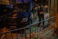 Manifestación independentista en Barcelona en rechazo a la sentencia del 1-O y para pedir la libertad de los presos