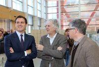 Ciclo Tus candidatos a fondo de la Agencia Ical con Albert Rivera y Francisco Igea