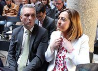 Entrega de la Llave de Oro del Municipalismo a título póstumo a Tomás Rodríguez Bolaños